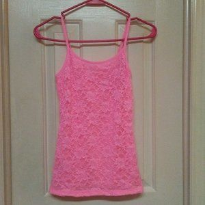Energie Lacy Pink Cami